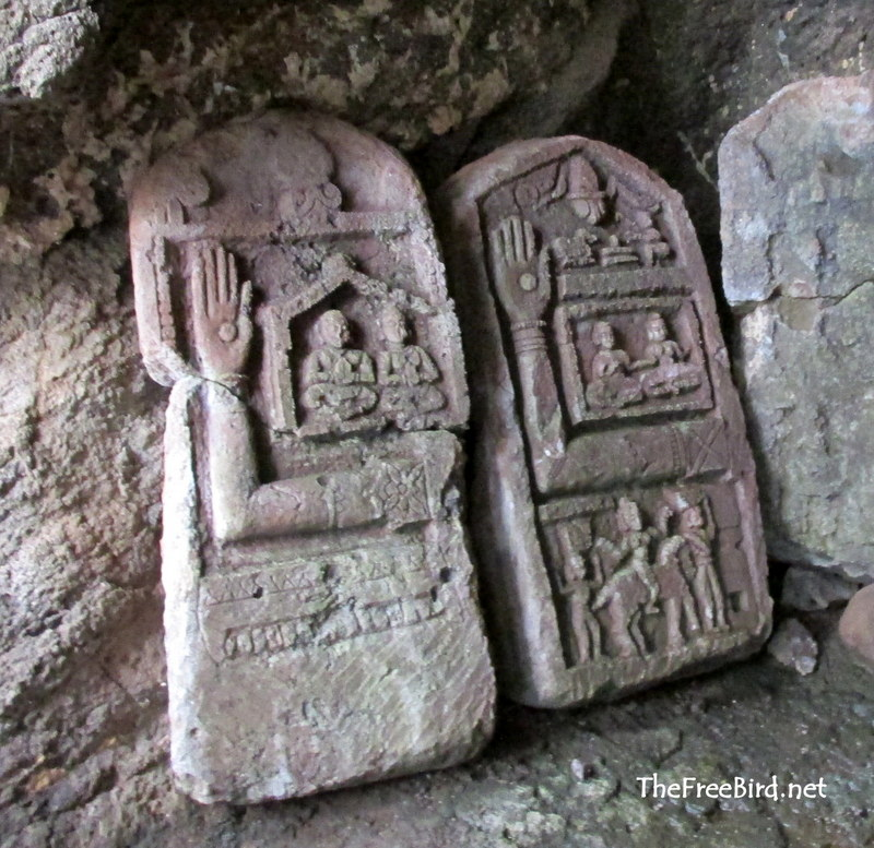 Satigal @Cave2 Rajapuri caves