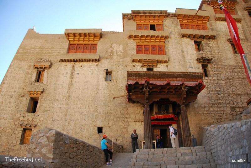 Stok Kangri- Leh palace
