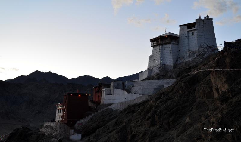 Castle Tsemo, Leh