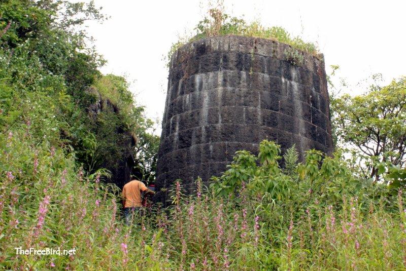 pandavgad bastion