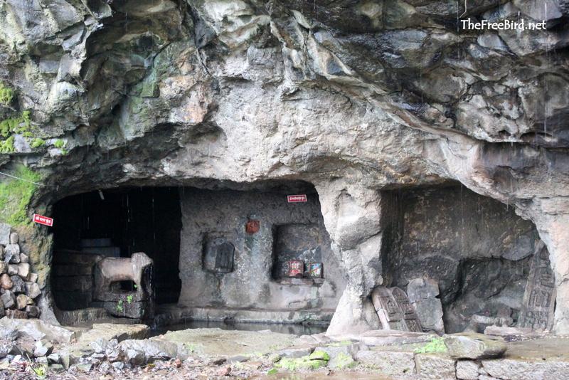 Caves At Rajapuri Caves