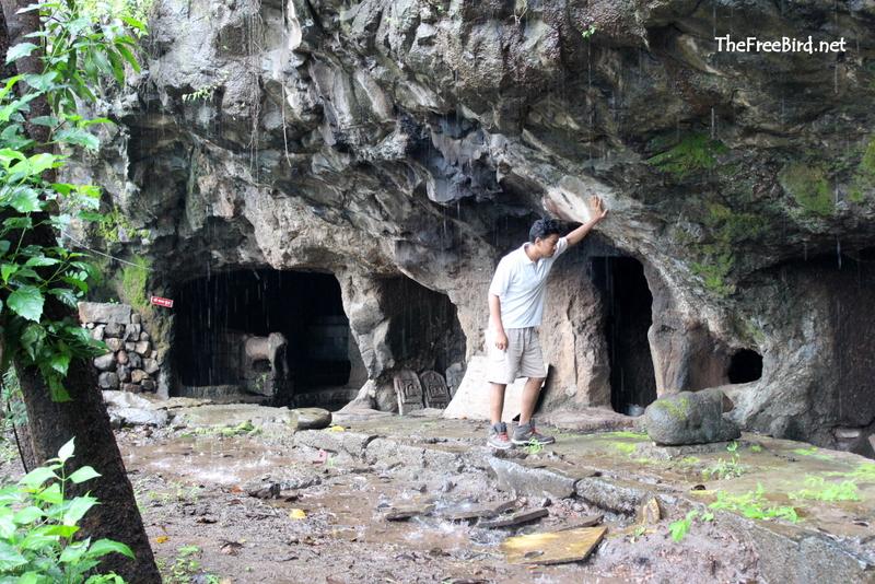 Experiencing the Rajapuri caves Experiencing the Rajapuri caves