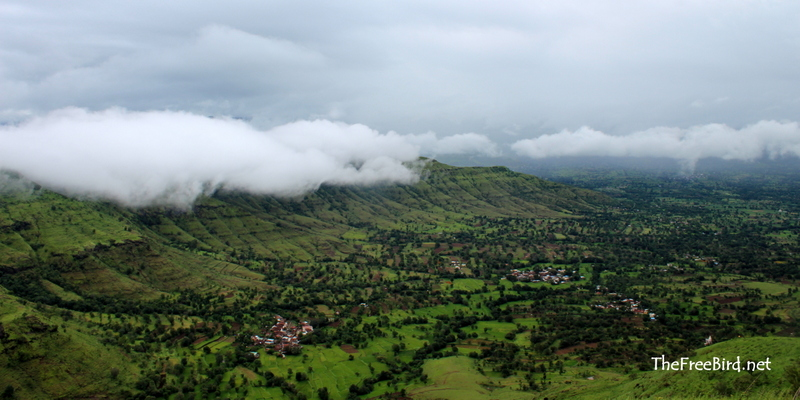 Clouds @ Panchgani