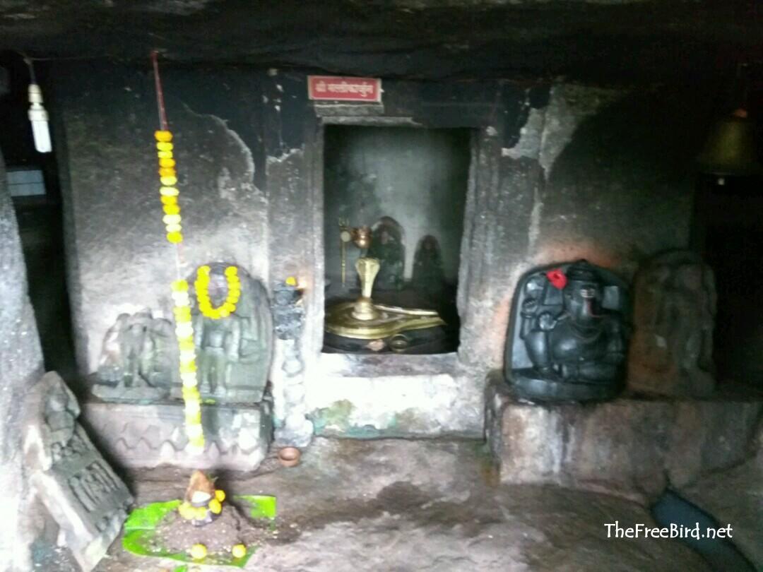 Kartikswami Cave @ rajapuri cave