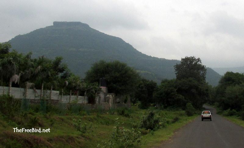 pandavgad fort