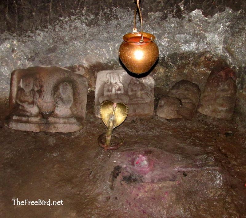 Kartikswami @ rajapuri caves