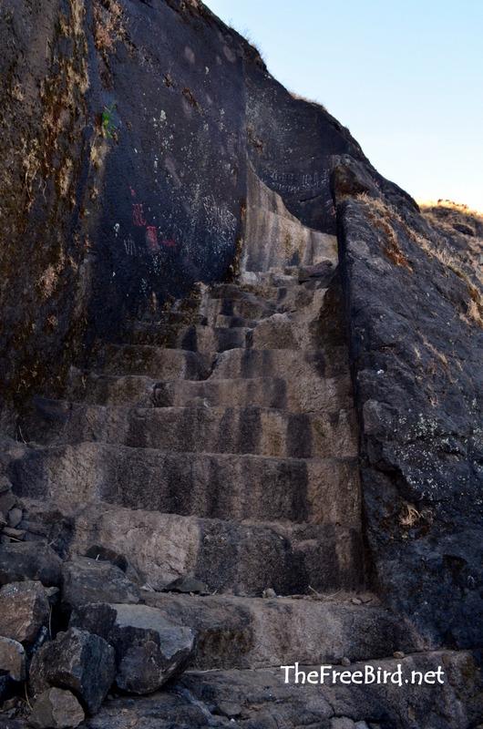 Stairs @ Basgad Trek