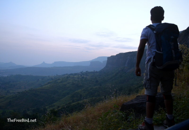 Brahmagiri Bhandardurg trek