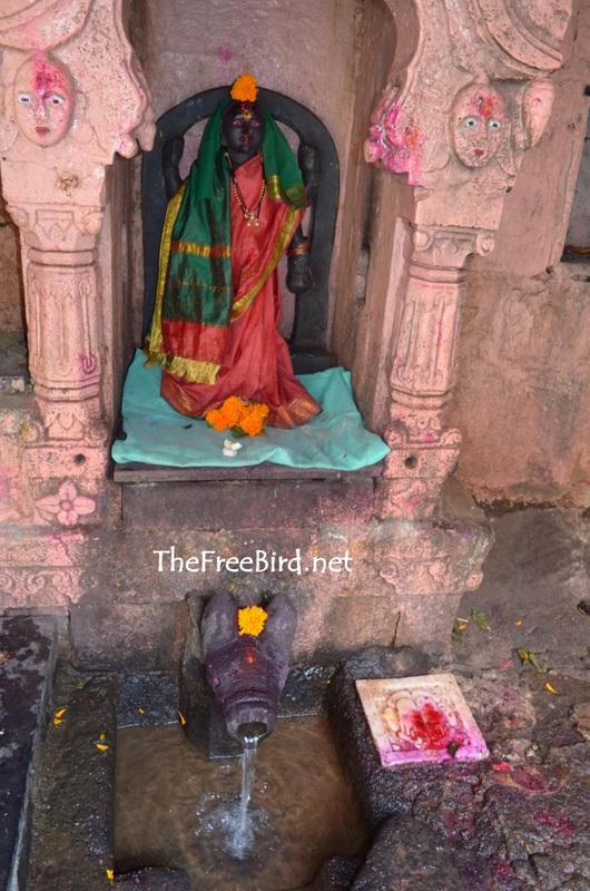 Brahmagiri temple trymbaskeshwar
