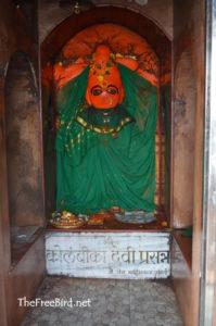 Kolambika devi Brahmagiri