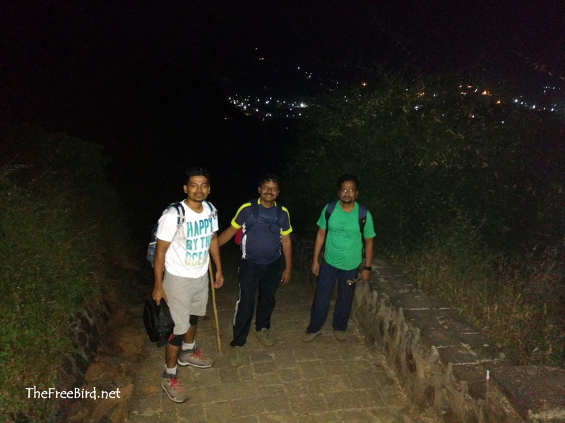 Brahmagiri night trek