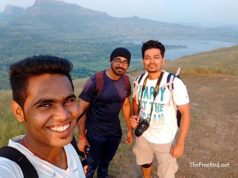 Brahmagiri hill sunrise