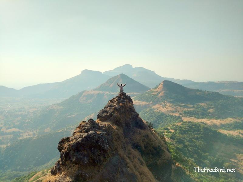 Feni hill, Basgad, utwaad from Harihar