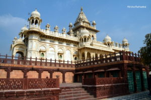 Jaswant Thada Jodhpur The Free BIRd