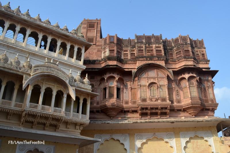 Shrinagar Chowk, Mehrangadh jodhpur