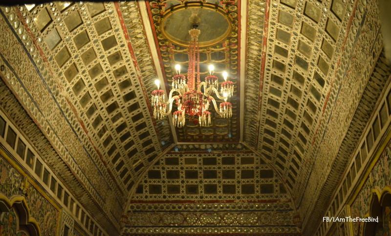 Sheesh Mahal Mehrangadh Jodhpur rajasthan