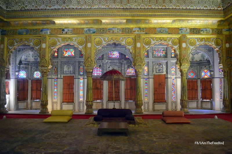 Phool Mahal Mehrangadh Jodhpur rajasthan