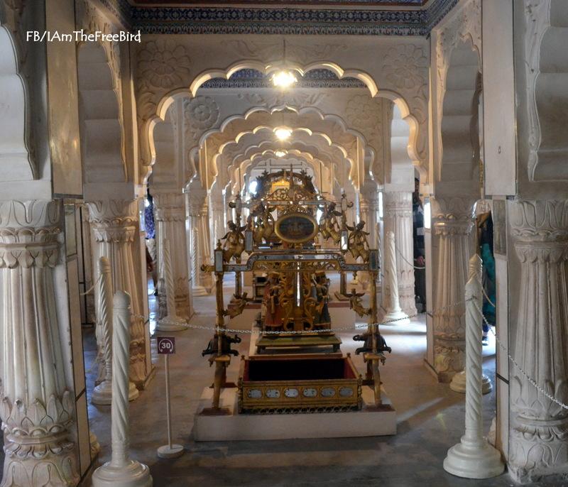 Jhanki Mahal Mehrangadh Jodhpur rajasthan