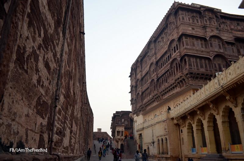 Shrinagar Chowk Mehrangadh jodhpur