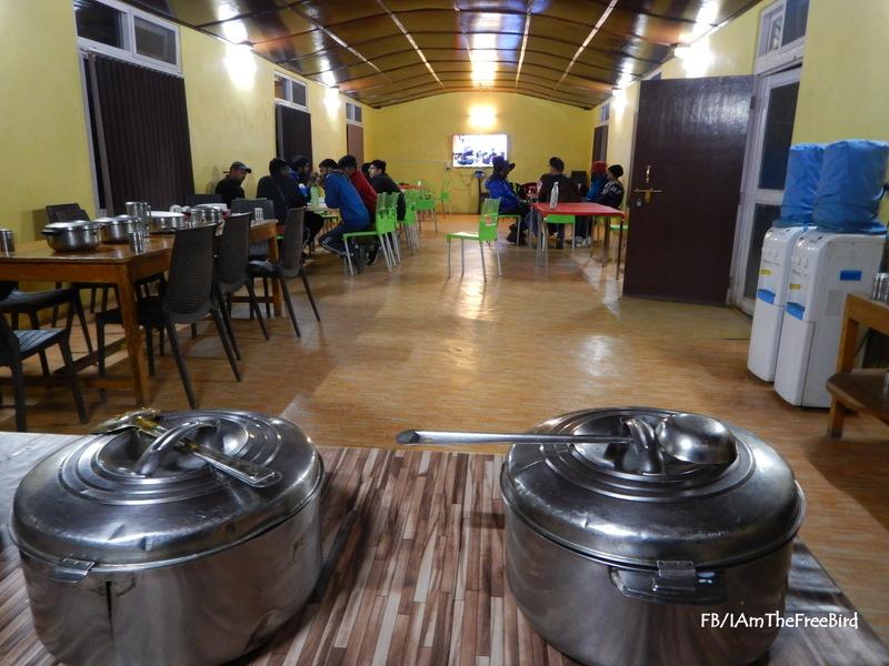 Dinning room in Nimas Dirang