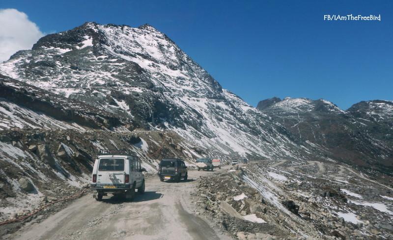 Near Sela pass nimas bmc