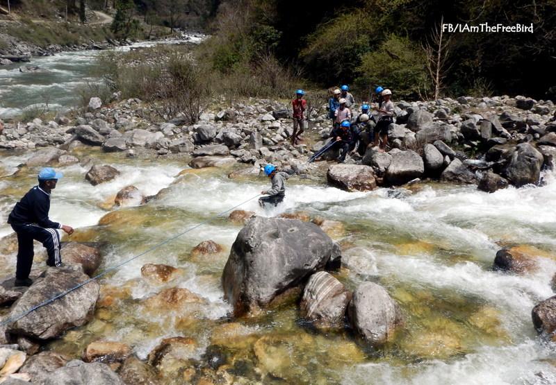River Crossing NIMAS BMC AMC