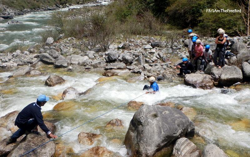 River Crossing New Melling NIMAS BMC AMC