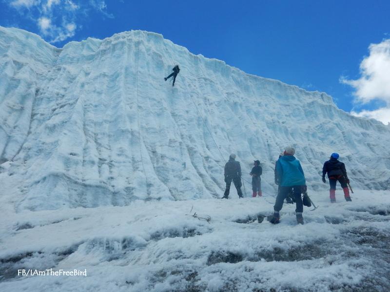 NIMAS BAsic Mountaineering course BMC AMC Meerathang ice craft