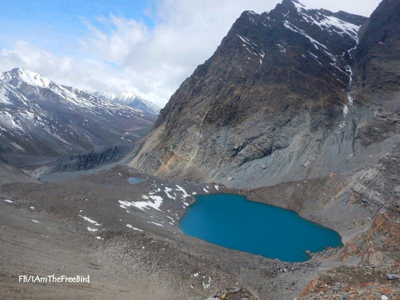 NIMAS BAsic Mountaineering course BMC AMC Meerathang BLue tarn lake