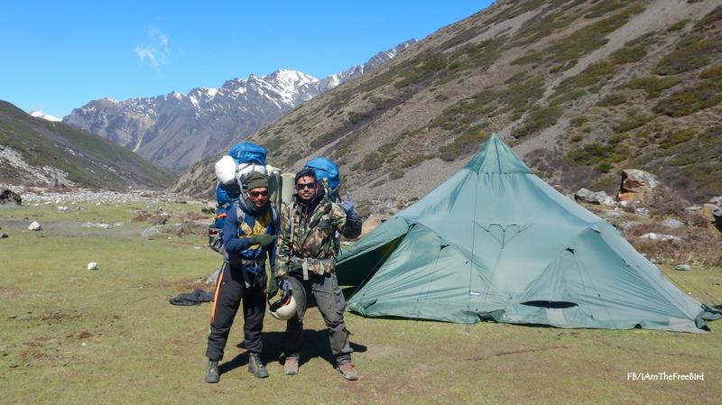NIMAS BAsic Mountaineering course BMC AMC Meerathang Mountaineer