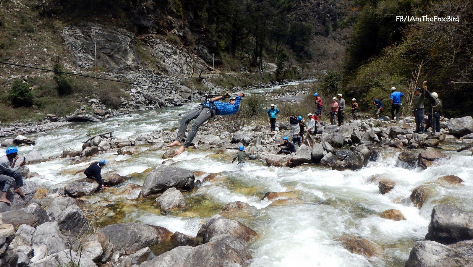 Ice Cold River Crossing | NIMAS BMC 4/8