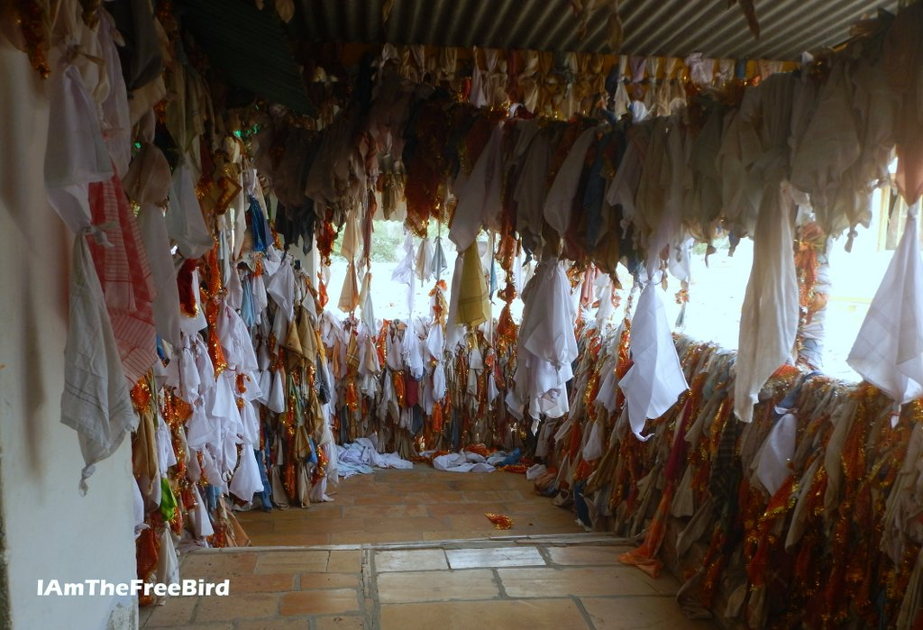 Handkerchiefs at Tanot