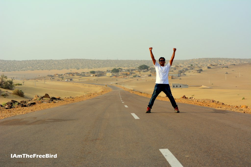 Ranau Jaisalmer Last Indian village