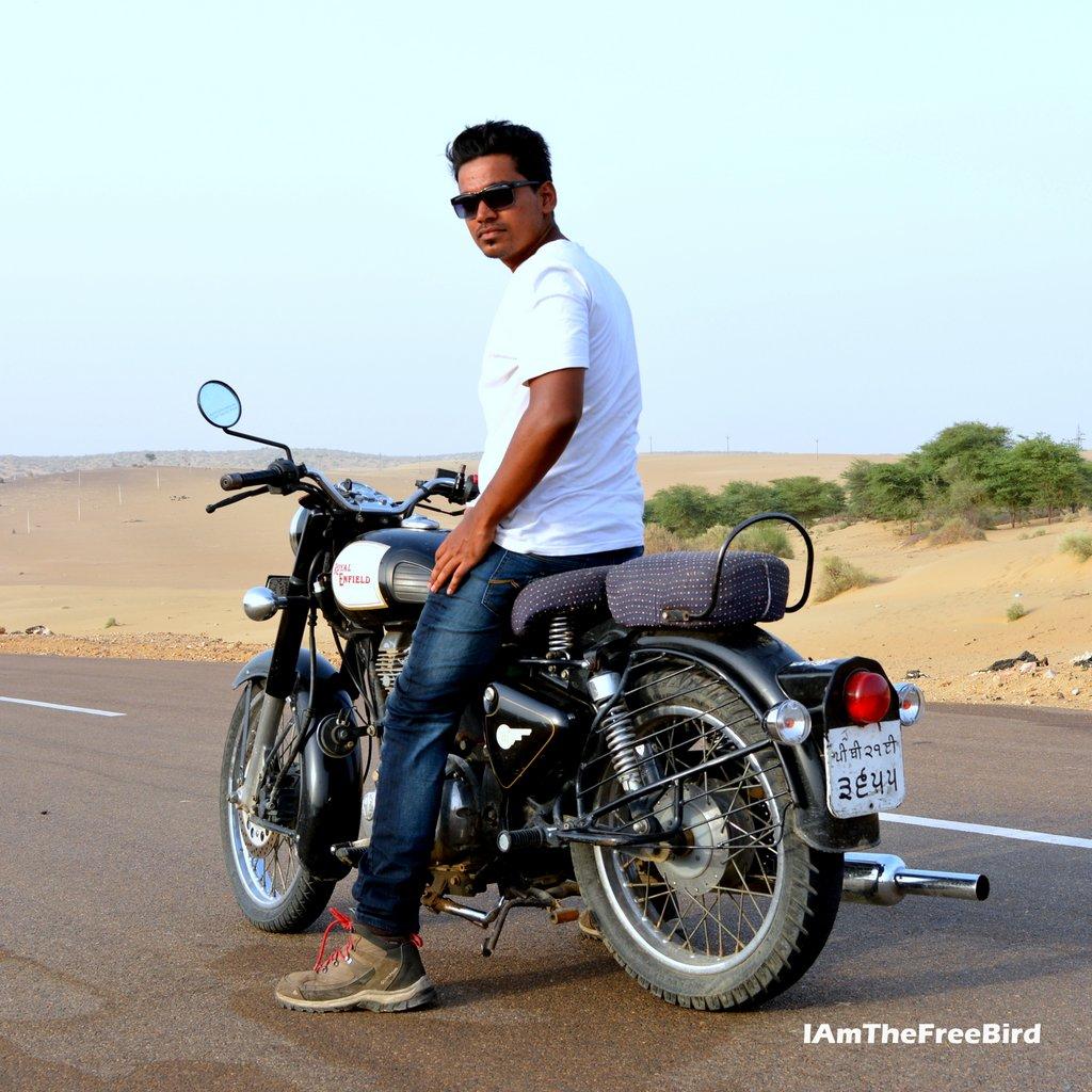 Jaisalmer bikes
