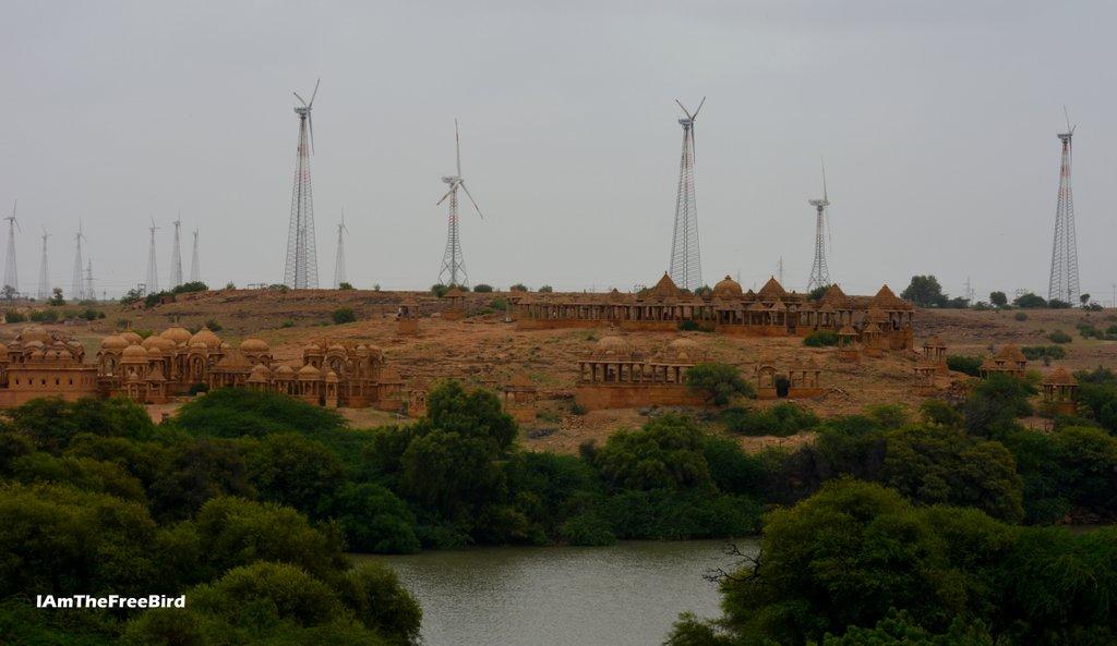 Cenotaphs at Badabagh Jaisalmer