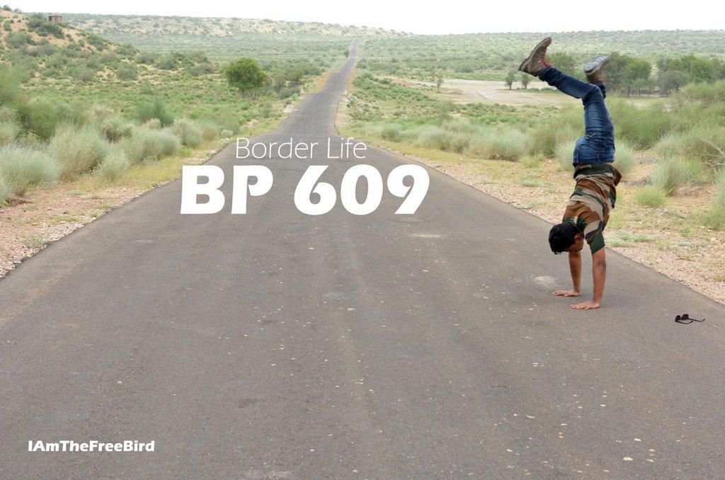 Border Pillar BP 609 | India-Pak Border | FT 2/4