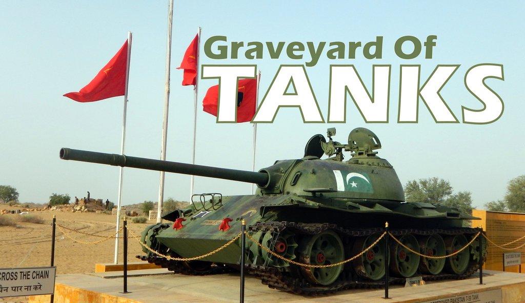 Tanks at Longewala