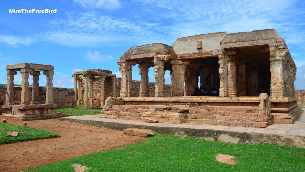 Things to see at Gandikota Ragunathaswamy mandir