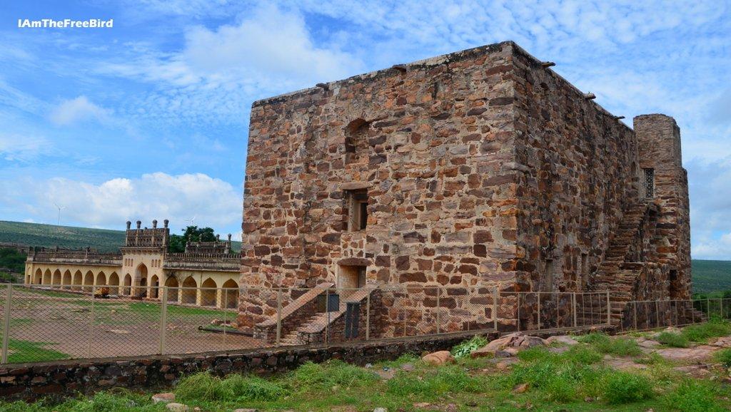 Things to see at Gandikota Granary