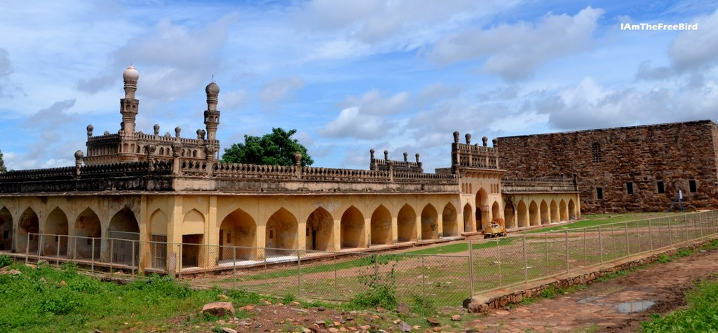 Things to see at Gandikota Jamia Masjid