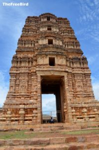 Things to see in Gandikota Madhavrayaswamy temple