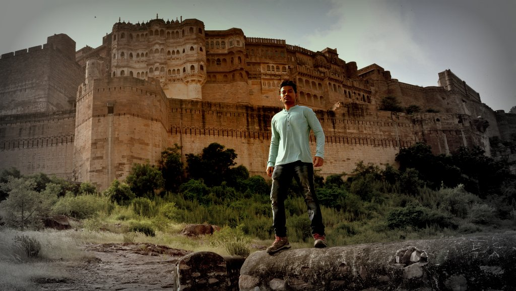 Finding Dark Knight's prison | 2 hours in Jodhpur