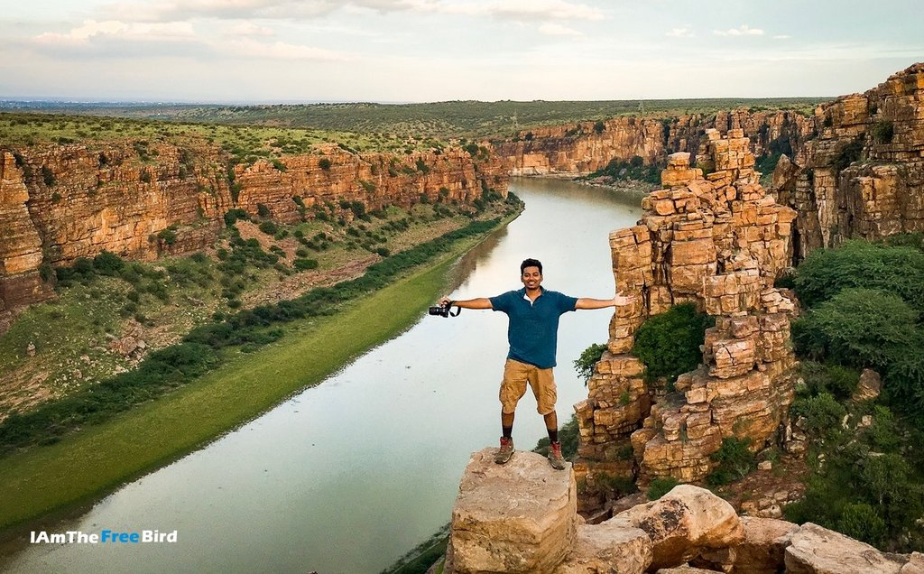 Things to see at Gandikota grand canyon