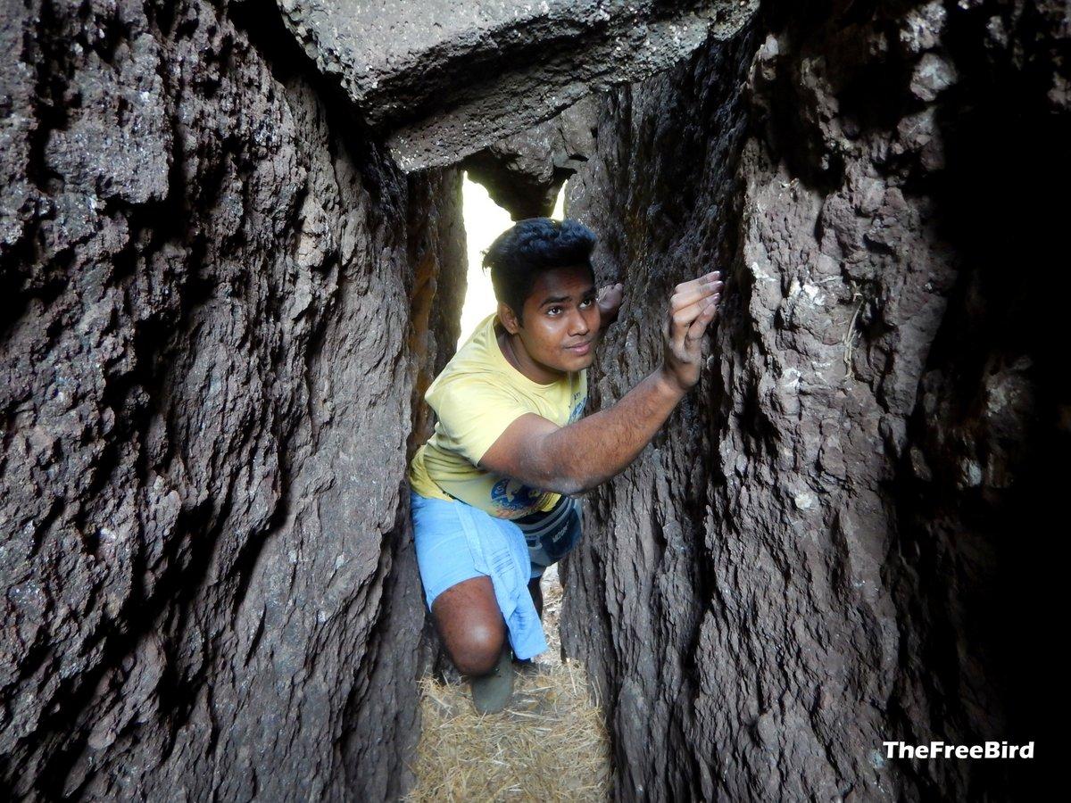 padargad chimney climb
